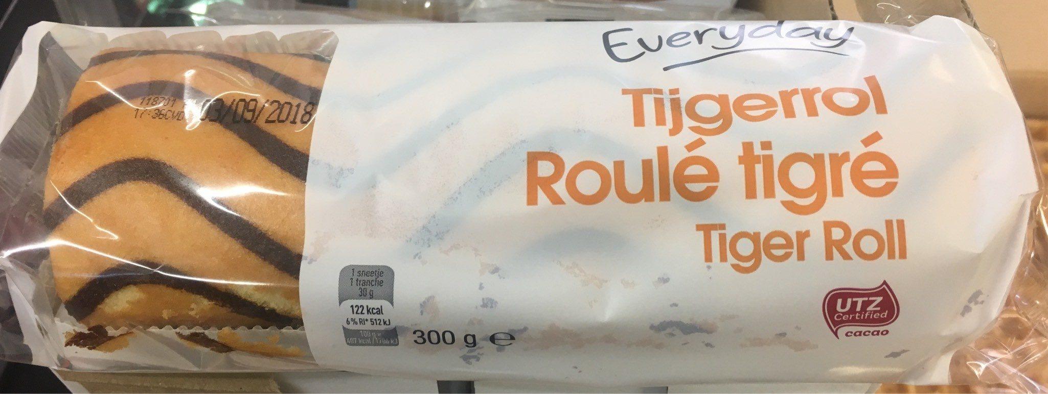 Tijgerrol - Product - fr