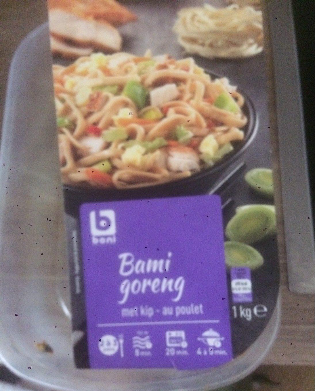 Bami goreng - Product - fr