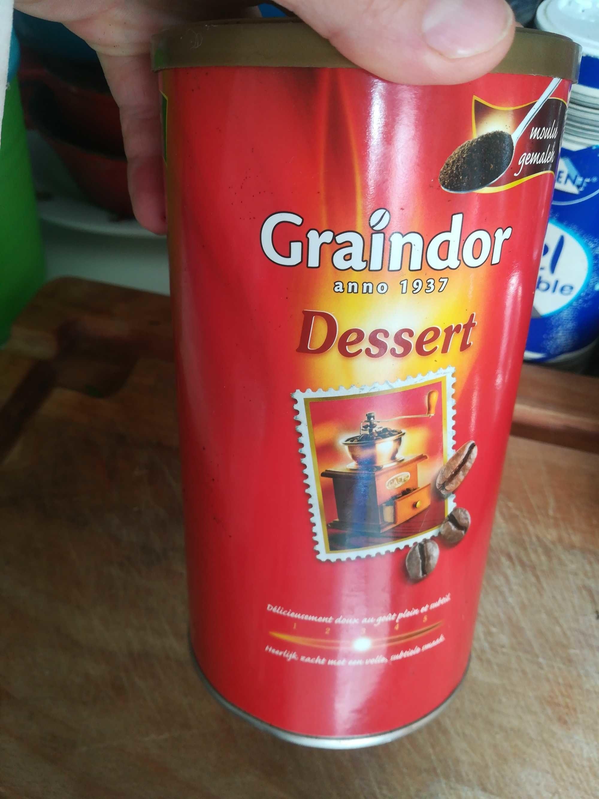 Café graindor dessert - Product - fr