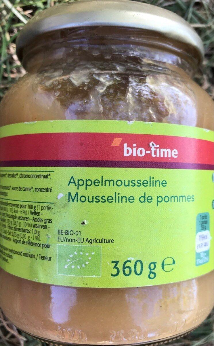 Mousseline de pommes - Product - fr