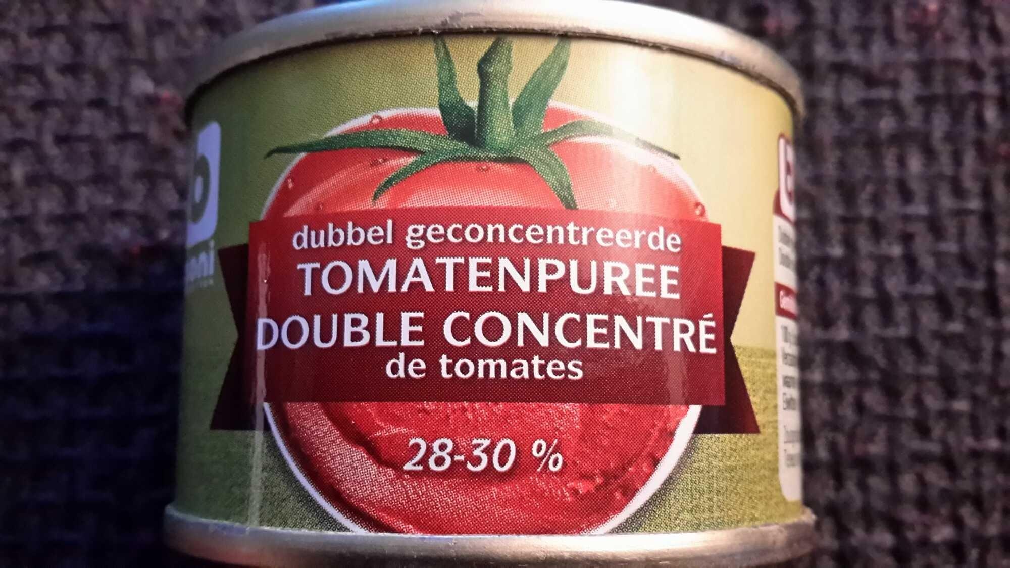 Double concentré de tomates - Produit - fr