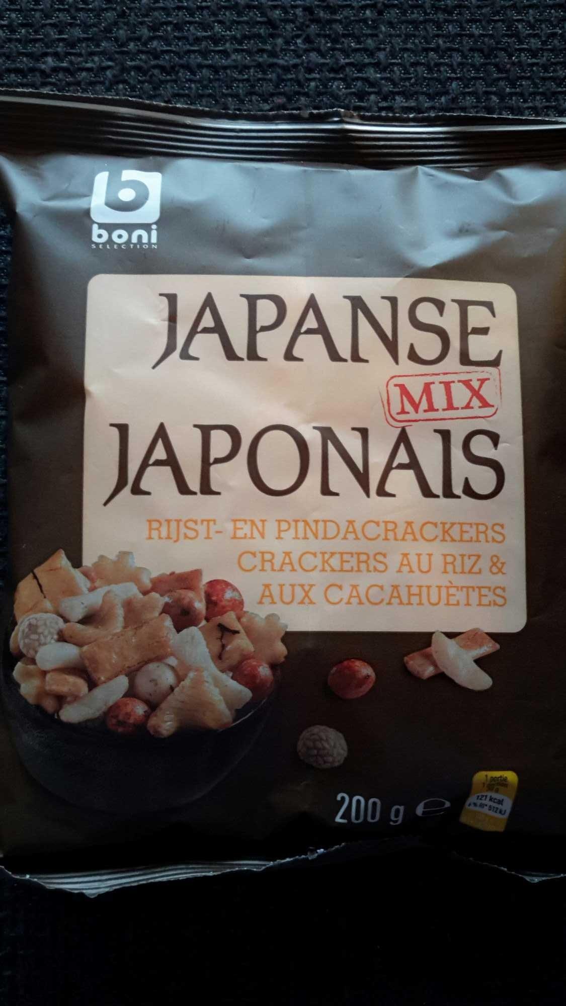 Japonais Mix - Product