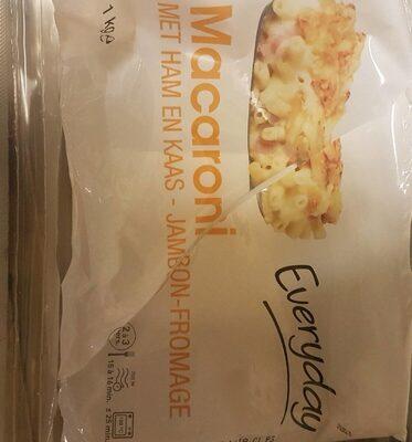 Macaroni jambon-fromage - Product
