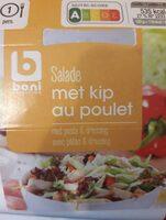 Salade au poulet - Product - fr