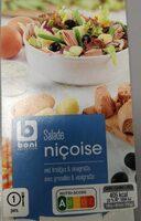 Salade niçoise - Produit