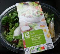 Salade au fromage de chèvre - Product - fr