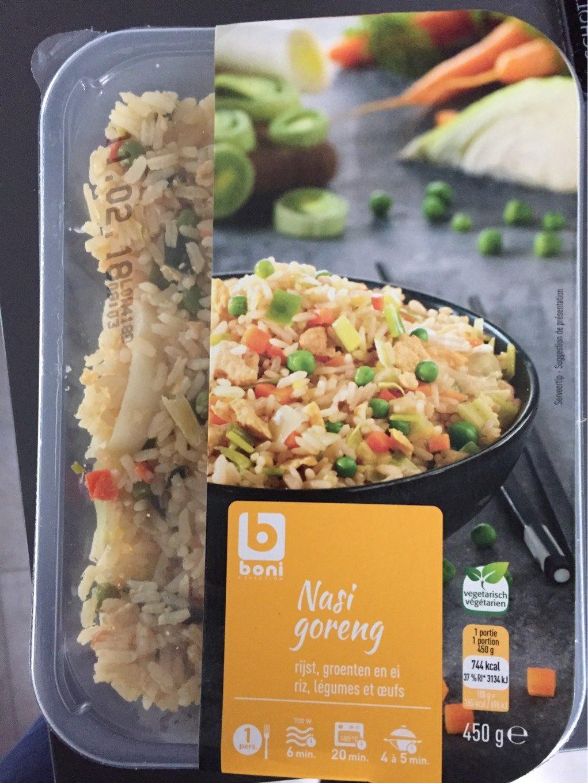 Boni Selection Nasi goreng - Product - fr