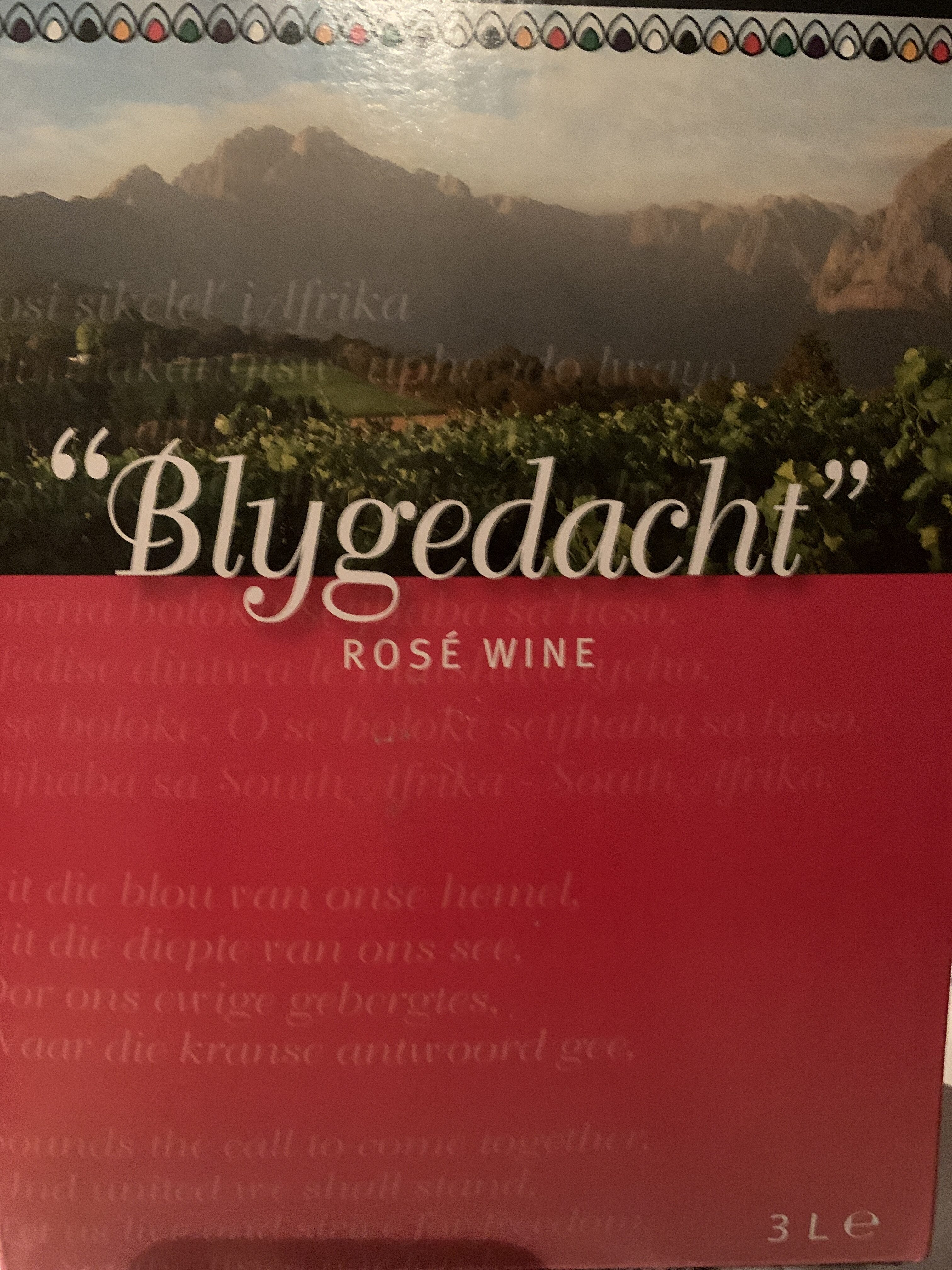 Blygedacht - Product - nl