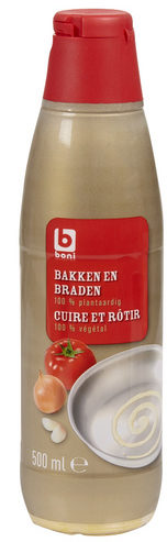 Bakken en braden 100% plantaardig - Produit