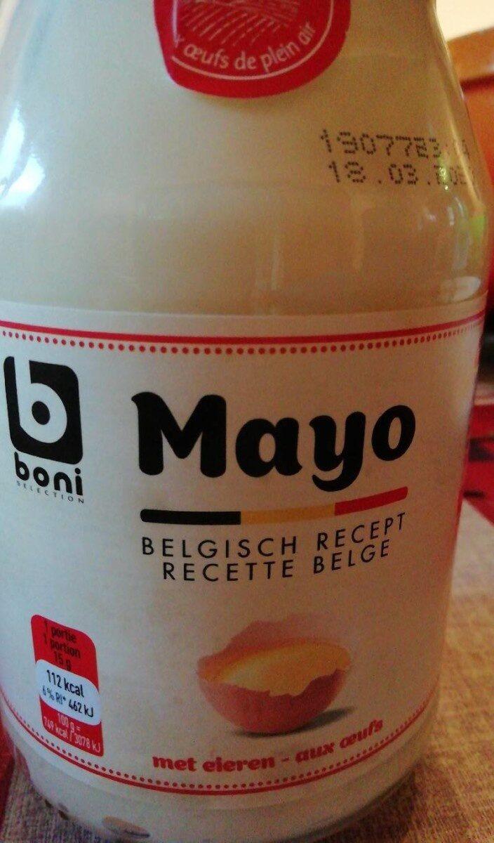 Mayo - Product - fr