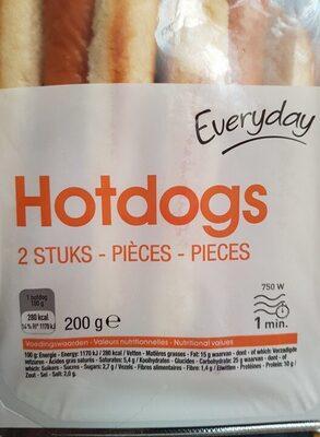 Hotdog - Produit - fr