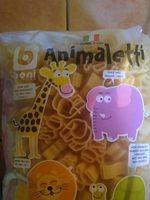 Pâtes Animaletti - Product - fr