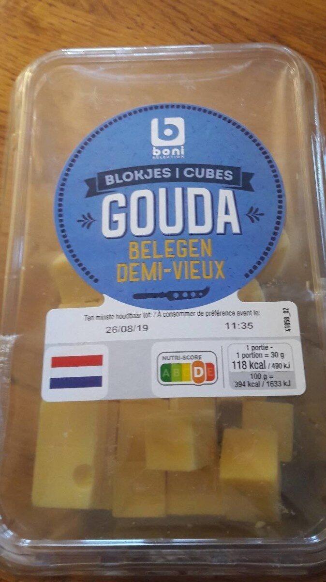 Gouda - Produit