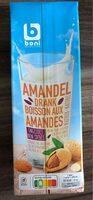 Boisson aux amandes - Product - fr