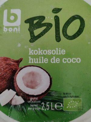 Huile de coco bio - Product - fr