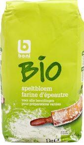 Farine d'epeautre bio - 1