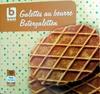 Galettes au beurre - Produit