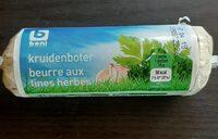 Beurre aux fines herbes - Product