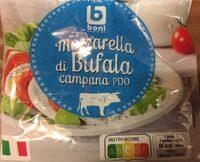 Mozzarela di bufala campana PDO - Product