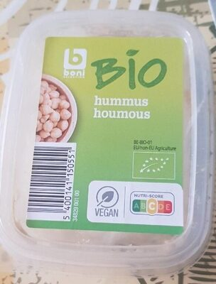Bio - Hoummous - Product - nl