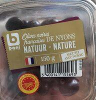 Olive noir - Product