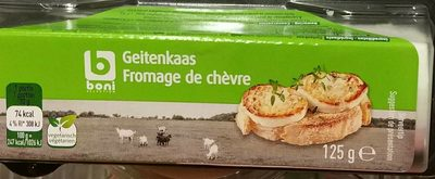 Fromage de chèvre - 产品 - fr