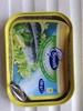 Filets de sardines au citron et basilic - sans huile - Produit