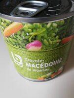 Macédoine de légumes BONI - Product - fr