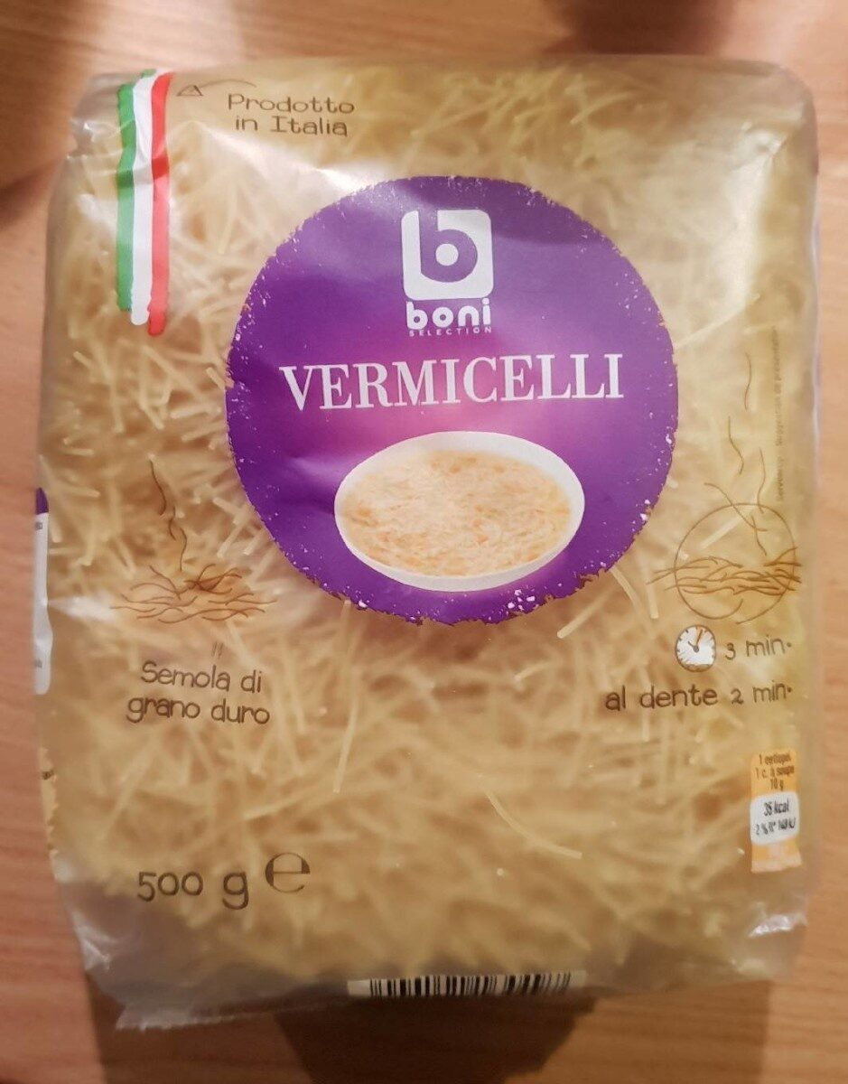Vermicelli - Product