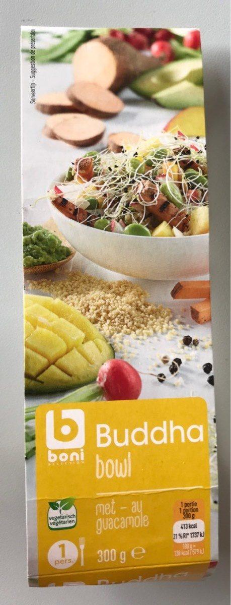 Buddha Bowl au guacamole - Product - fr