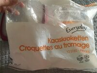 Croquettes aux fromages - Product
