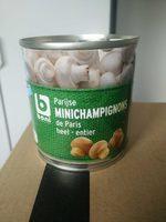 Minichampignons de Paris - Product