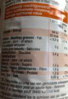 Everyday Peeled Tomatoes - Voedigswaarden