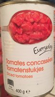 Tomate concasse - Product