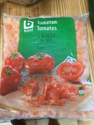 Tomates en dès - Product - fr