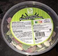 Zure snoepmix (Mélange de bonbons acidulés) - Product