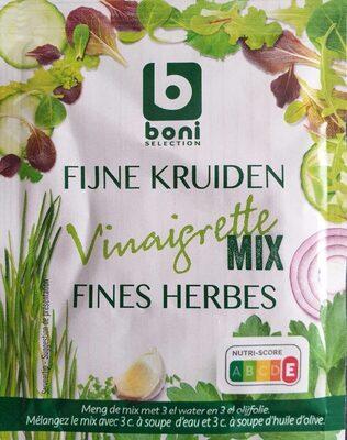 Vinaigrette MIX Fines Herbes - Product