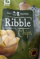 Ribble chips salt & pepper - Product - fr