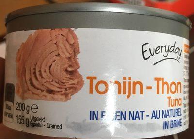 Thon au naturel - 产品 - fr