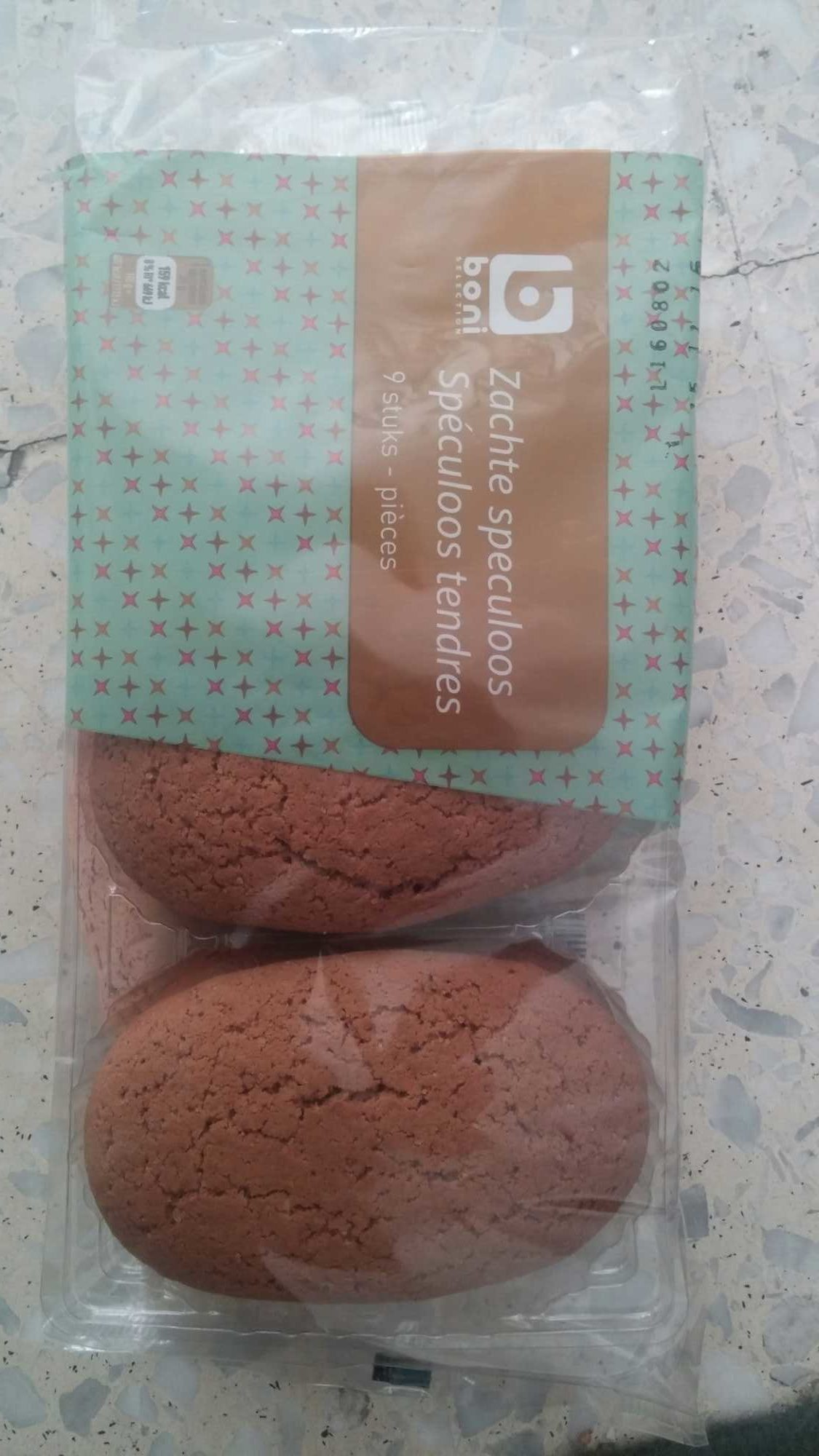 Speculoos tendres - Product