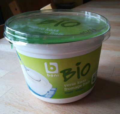 Fromage frais bio colruyt - Product