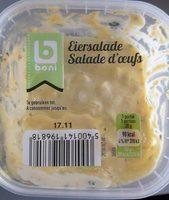 Salade d'œufs - Product