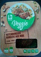 Burgers aux noix - Product