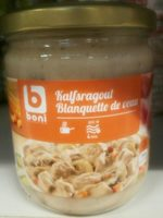 Blanquette de veau - Product - fr