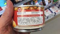 Boni: Ananas au jus - Ingrediënten