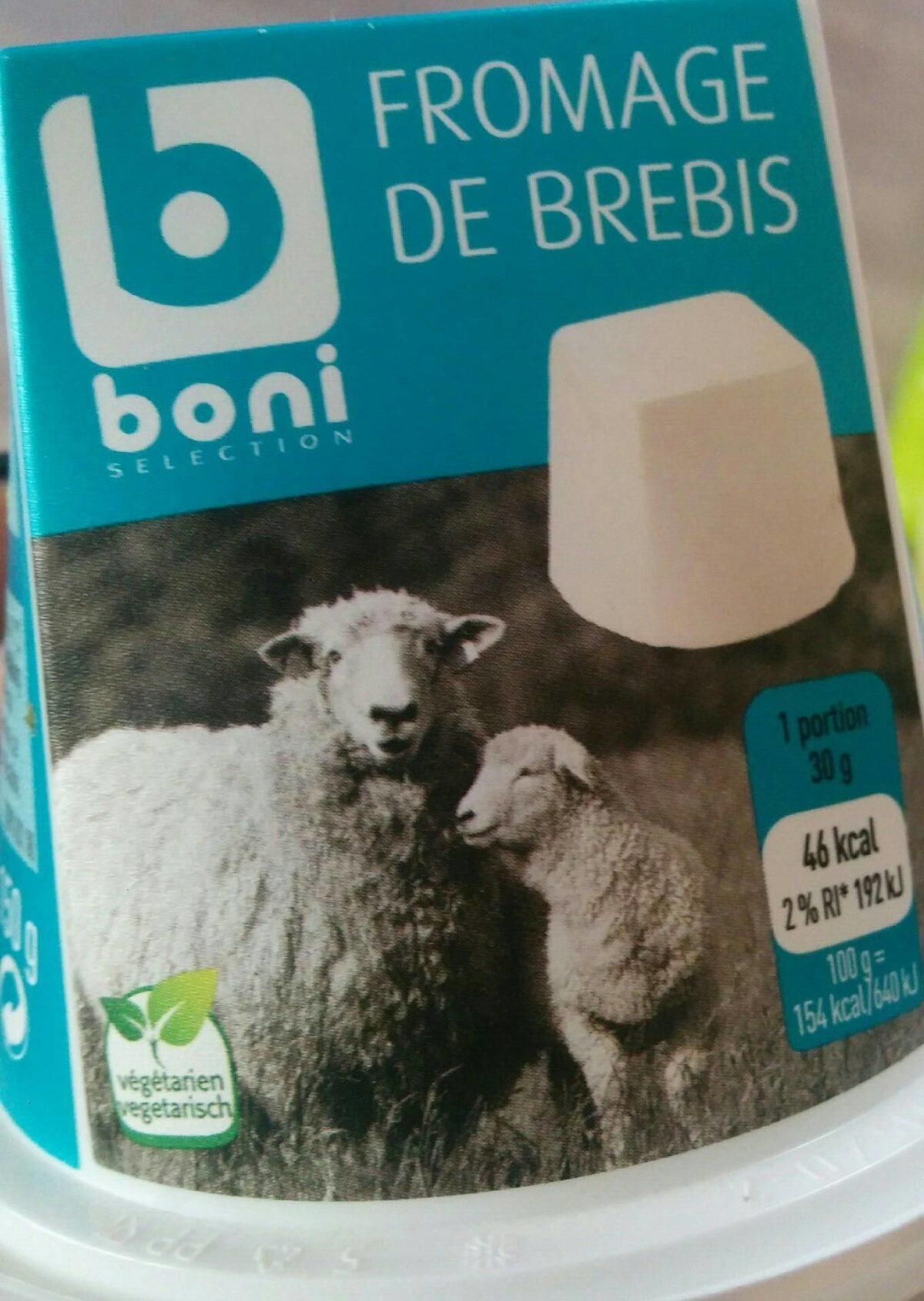Fromage de brebis boni - Product - fr