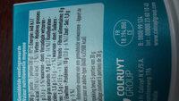 Fromage de brebis boni - Voedingswaarden