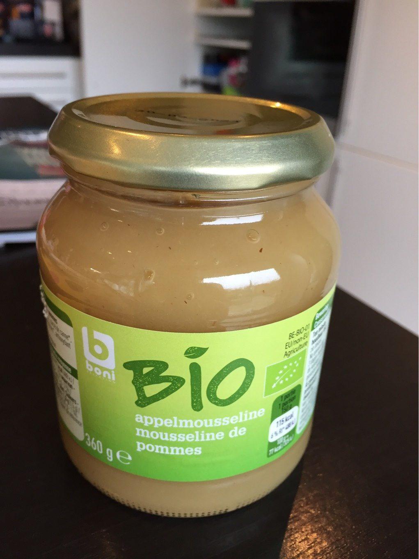 Mousseline De Pommes BIO - Product - fr