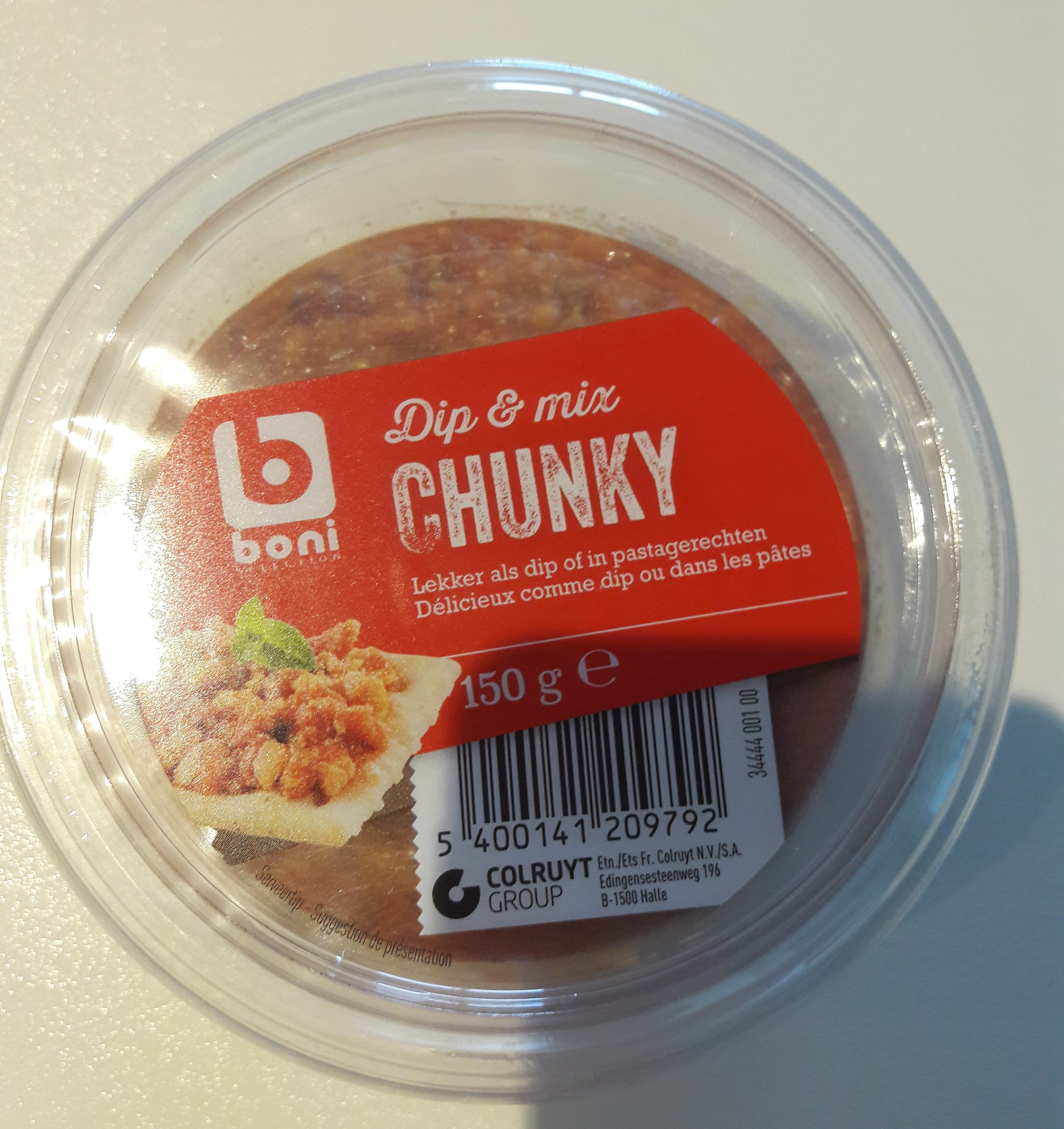 Dip & mix Chunky - Product