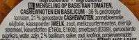 Dip&mix chunky - Ingrediënten - nl